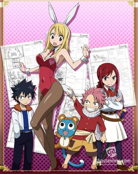 Фейри Тейл / Fairy Tail [OVA 3]