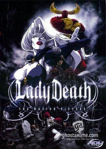 Смотреть аниме Леди Смерть / Lady Death онлайн бесплатно