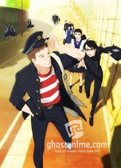 Sakamichi no Apollon / Аполлон: дети на холме