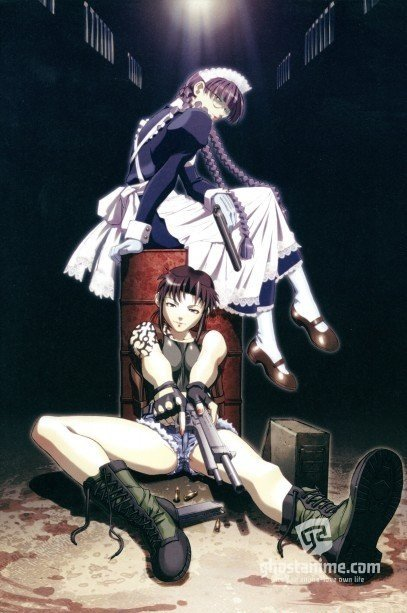 Смотреть аниме Пираты «Черной лагуны» OVA / Black Lagoon: Roberta's Blood Trail онлайн бесплатно