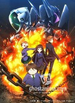 Смотреть аниме Ускоренный мир / Accel World онлайн бесплатно
