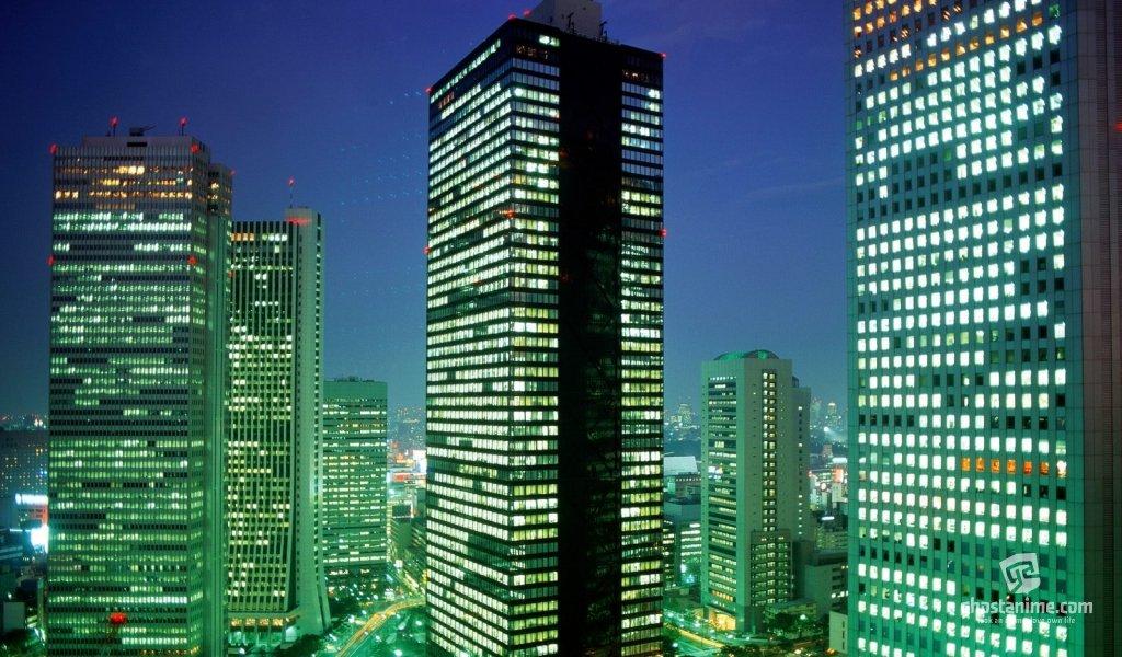 Токио - Маленькая жизнь в большом городе