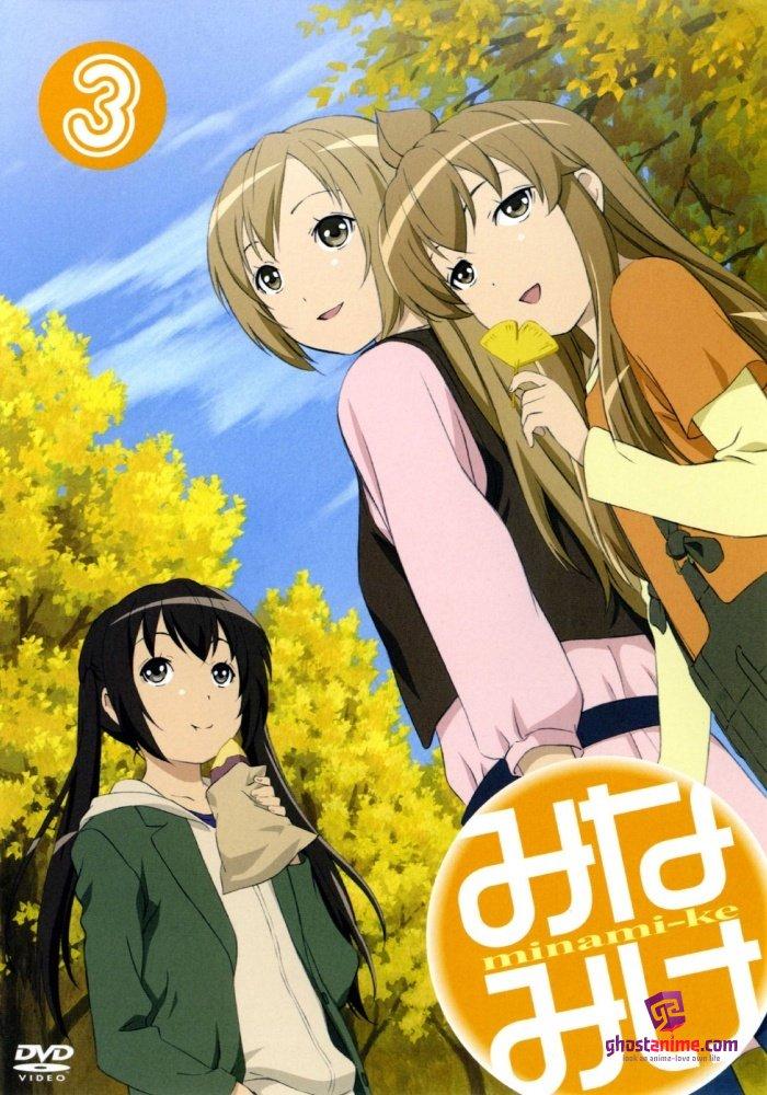 Minami-ke новости о 4 сезоне!