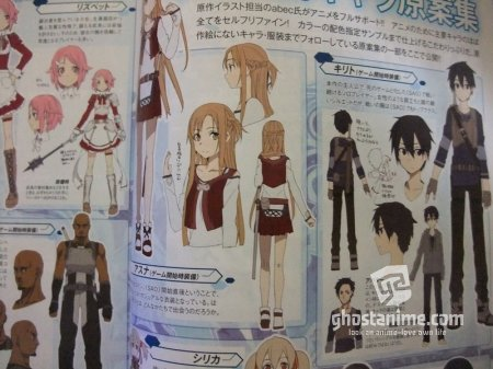 Аниме Новости Sword Art Online