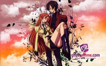 "Трейлер ""Code Geass: Akito the Exiled""."