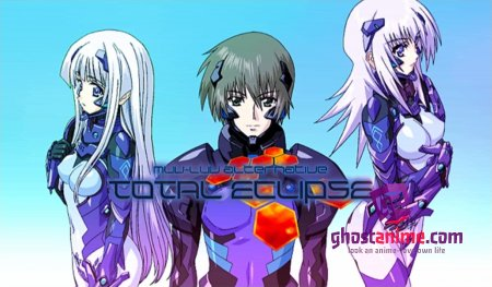 "Aнонс ""Muv-Luv Alternative: Total Eclipse""(трейлер)"