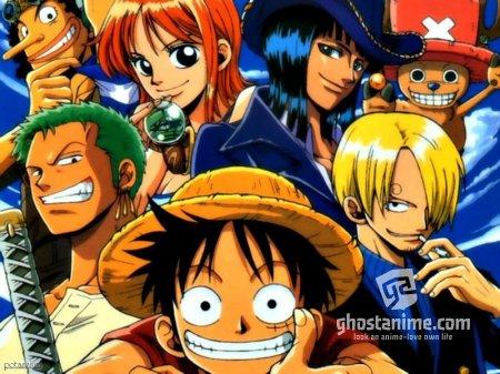 """Анонс: двух часового спешела """"One Piece""""."""