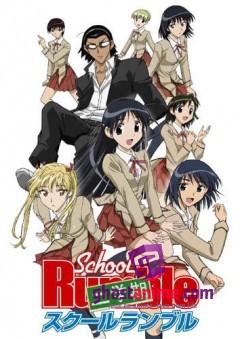 Смотреть аниме Школьный переполох (второй сезон) / School Rumble: 2nd Semester онлайн бесплатно