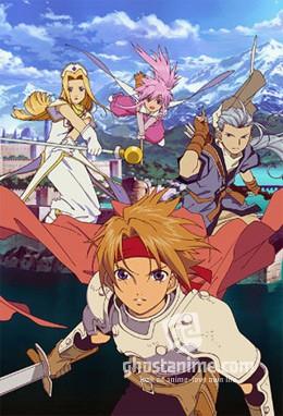 Смотреть аниме Сказания Фантазии / Tales of Phantasia онлайн бесплатно