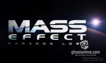 """Анонс Трейлера фильма """"Mass Effect: Paragon Lost""""."""