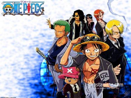 "Анонс нового тизера мувика ""One Piece Film Z""."