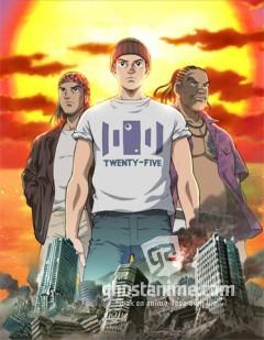 Смотреть аниме Дух Солнца / Taiyou no Mokushiroku: A Spirit of the Sun онлайн бесплатно