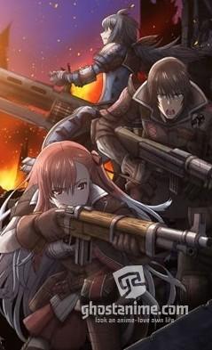 Смотреть аниме Хроники Валькирии OVA / Senjou no Valkyria 3: Tagatame no Juusou онлайн бесплатно
