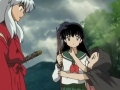 Инуяся (фильм четвертый) / Inuyasha the Movie 4: Fire on the Mystic Island