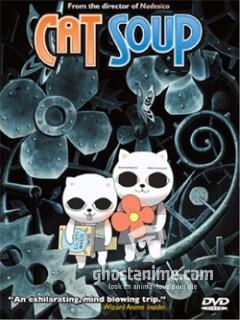 Смотреть аниме Кошачий суп / Cat Soup онлайн бесплатно
