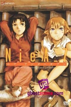 Смотреть аниме Ния под_семёркой / NieA_7 онлайн бесплатно