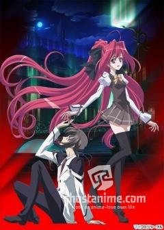 Смотреть аниме Полифоника [ТВ-2] / Shinkyoku Soukai Polyphonica: Crimson S онлайн бесплатно
