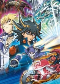 Смотреть аниме Югио! [ТВ-4] / Yuu-Gi-Ou! 5Ds онлайн бесплатно
