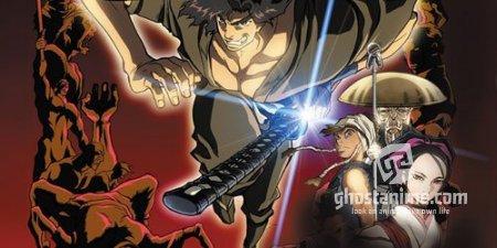 """Тизер аниме """"Ninja Scroll Burst""""."""