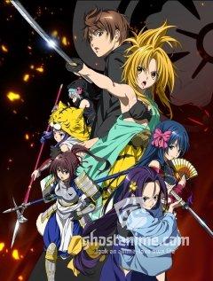 Смотреть аниме Амбиции Оды Нобуны / Oda Nobuna no Yabou онлайн бесплатно