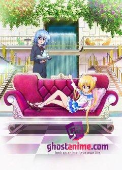 Смотреть аниме Хаятэ, боевой дворецкий [ТВ-3] / Hayate no Gotoku! [TV-3] онлайн бесплатно