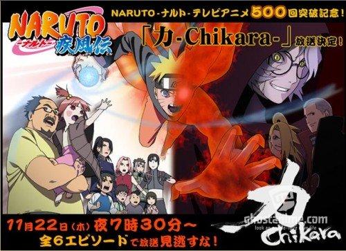 Смотреть аниме 500 серий Наруто или скажем филлерам хеллоу! онлайн бесплатно