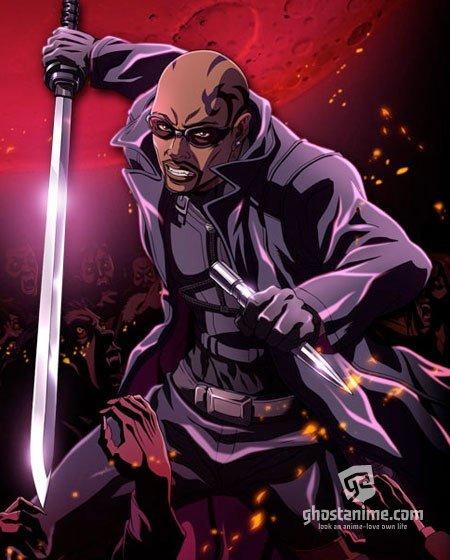 Смотреть аниме Блэйд / Blade онлайн бесплатно