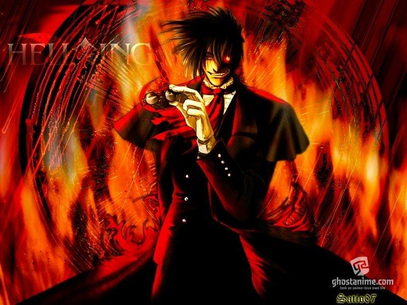 Смотреть аниме Hellsing Ultimate OVA 10 онлайн бесплатно
