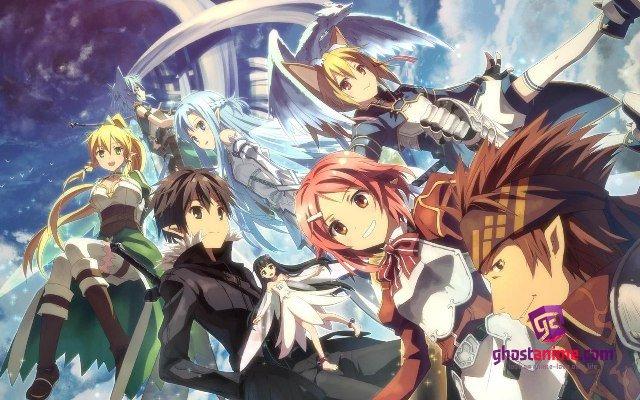 Sword Art Online Клипы №2