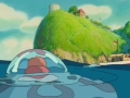 Рыбка Поньо на утесе / Ponyo on the Cliff by the Sea / Gake no Ue no Ponyo