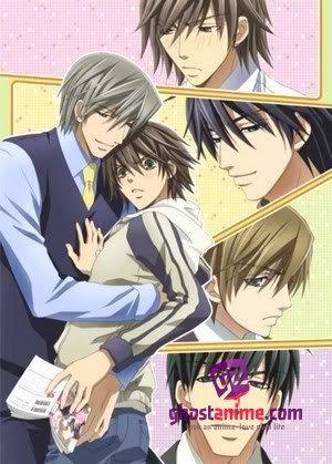 Смотреть аниме Чистая романтика / Junjou Romantica OVA онлайн бесплатно