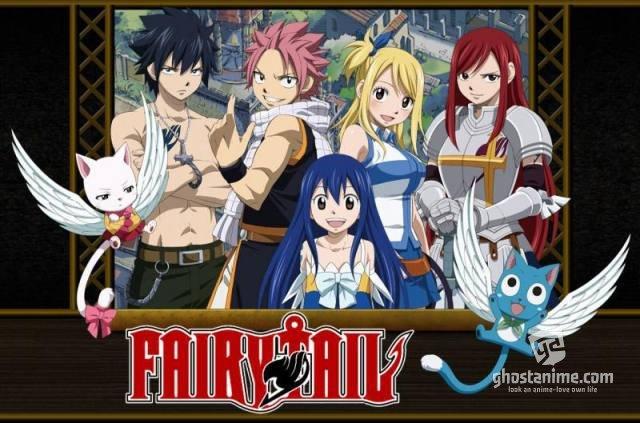 Fairy Tail № 1 Клипы