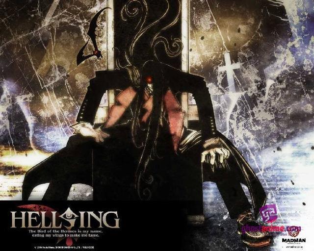 Hellsing Клипы