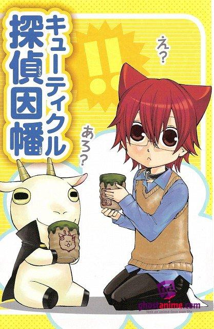 Смотреть аниме Детектив Инаба / Cuticle Tantei Inaba / Cuticle Detective Inaba онлайн бесплатно