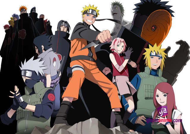 Naruto the Movie: Road to Ninja / Наруто фильм девятый [2012]