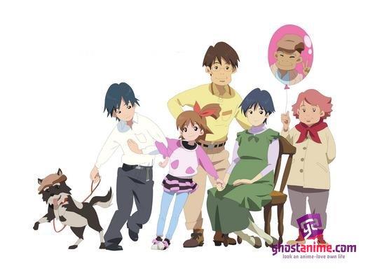 Смотреть аниме Волшебство Май в семейном кругу / Mai no Mahou to Katei no Hi онлайн бесплатно