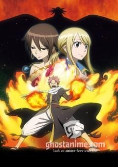 Смотреть аниме Хвост феи (фильм) / Gekijouban Fairy Tail: Houou no Miko онлайн бесплатно