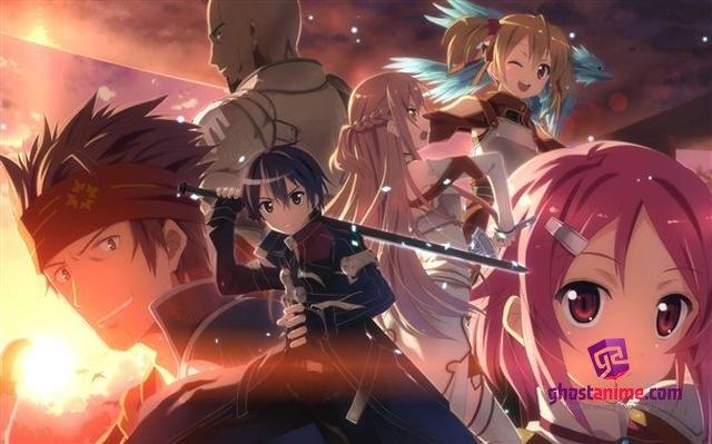 Sword Art Online Клип №3