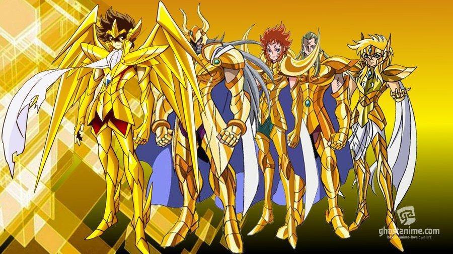 Продолжение Saint Seiya Omega