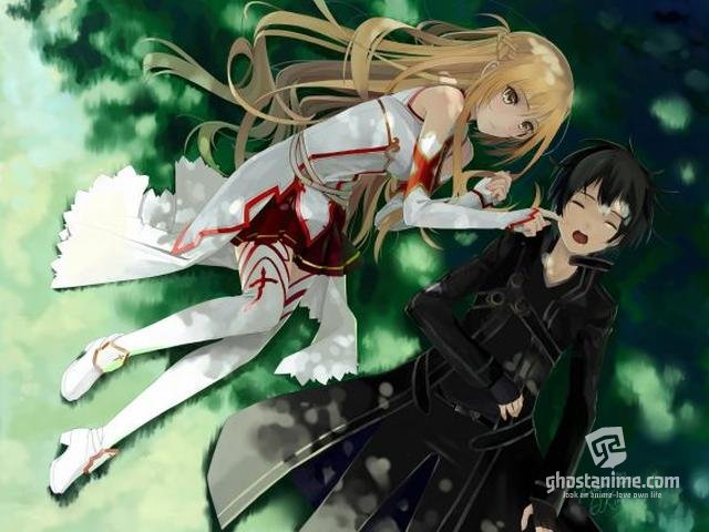 Клип по Sword Art Online