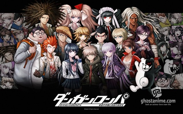 Дата выхода Danganronpa Kibo no Gakuen to Zetsubō no Kokosei The Animation
