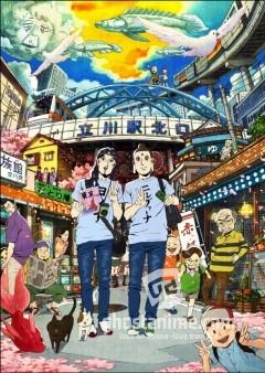 Смотреть аниме Пресвятые отроки / Saint Onii-san OVA онлайн бесплатно