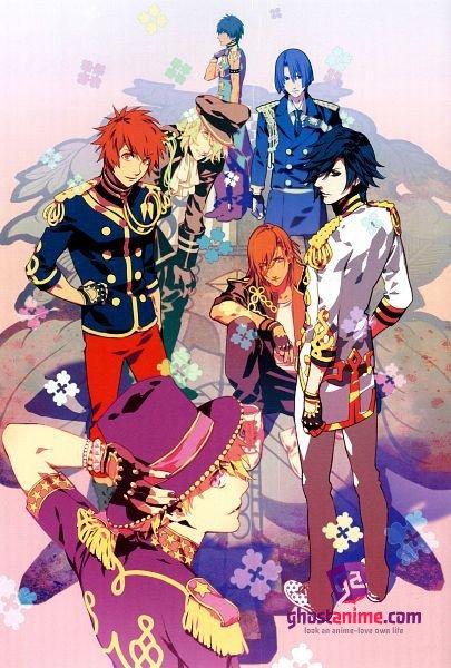 Поющий принц: реально 2000% любовь [2013] / Uta no Prince-sama: Maji Love 2000%