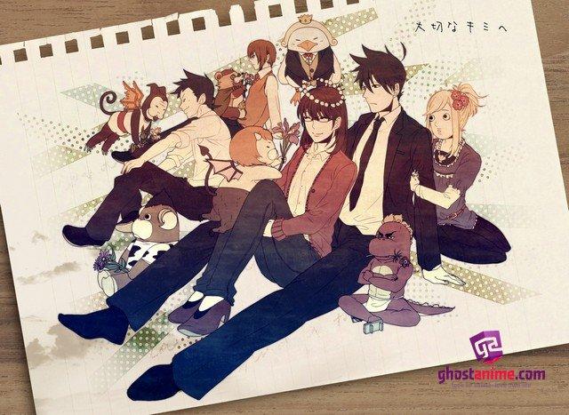 Второй сезон  «Yondemasu yo, Azazel-san»