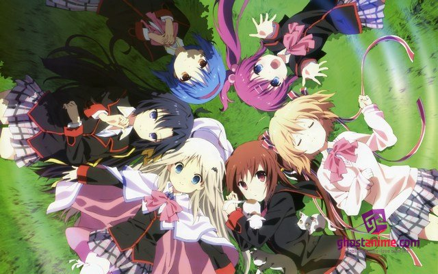 Сезон 2 Little Busters!