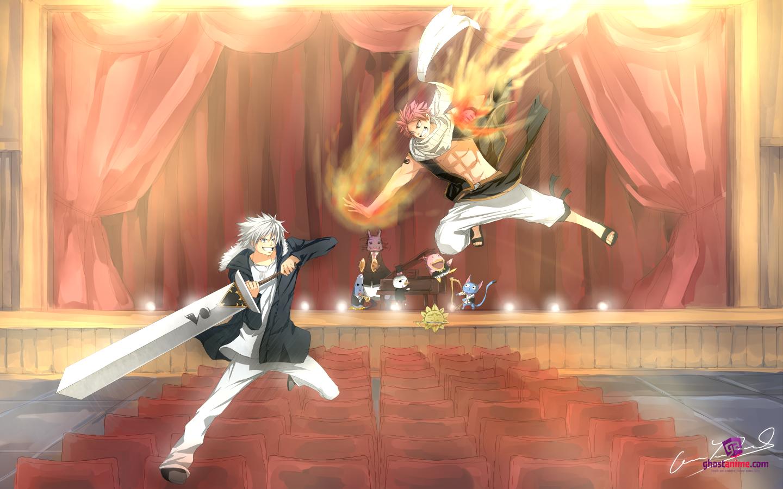 Кроссовер «Fairy Tail х Rave»