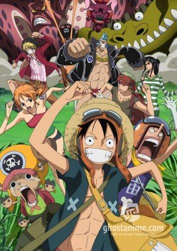 Ван-Пис: / One Piece: The Movie