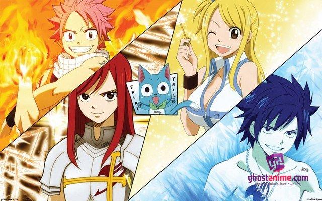 Вышел новый трейлер 5 OVA Fairy Tail