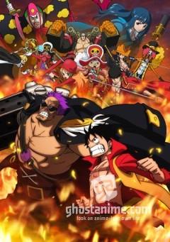 Смотреть аниме Ван-Пис: Фильм одиннадцатый / One Piece Film Z онлайн бесплатно