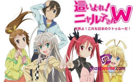 Бонусное аниме «Haiyore! Nyaruko-san W»